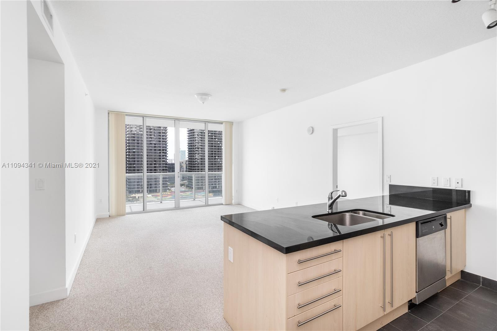 Axis on Brickell North Tower #2423-N - 1111 SW 1st Ave #2423-N, Miami, FL 33130