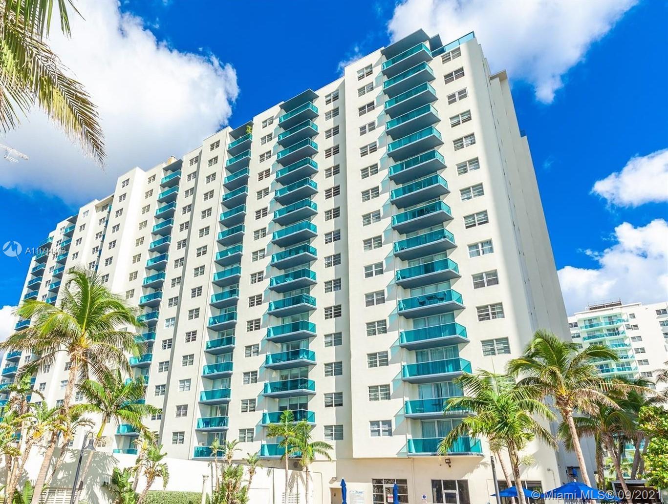 Sian Ocean Residences #6G - 4001 S Ocean Dr #6G, Hollywood, FL 33019