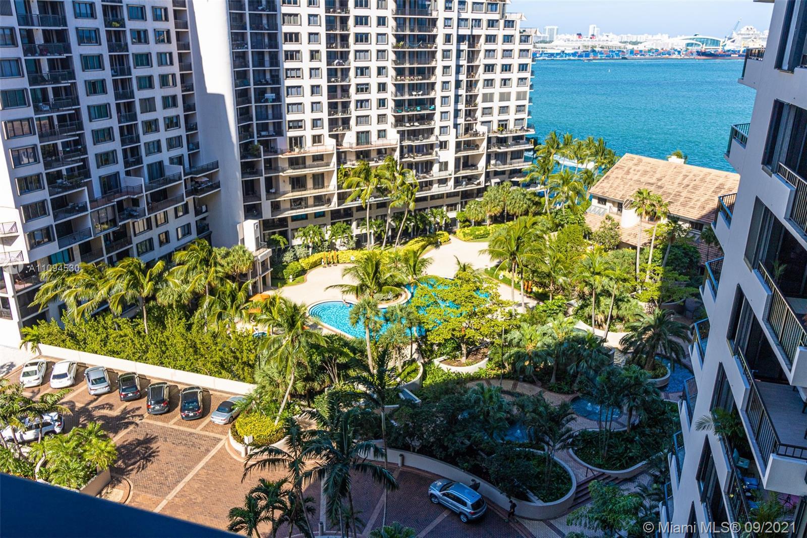 Brickell Key One #A1414 - 520 Brickell Key Dr #A1414, Miami, FL 33131