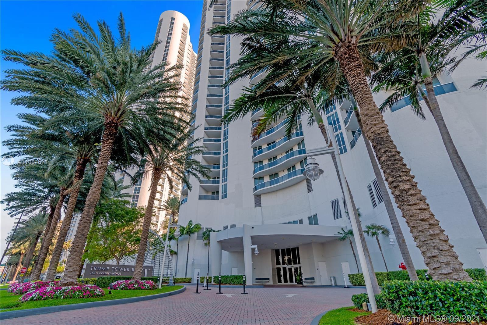Trump Tower III #1802 - 15811 Collins Ave #1802, Sunny Isles Beach, FL 33160