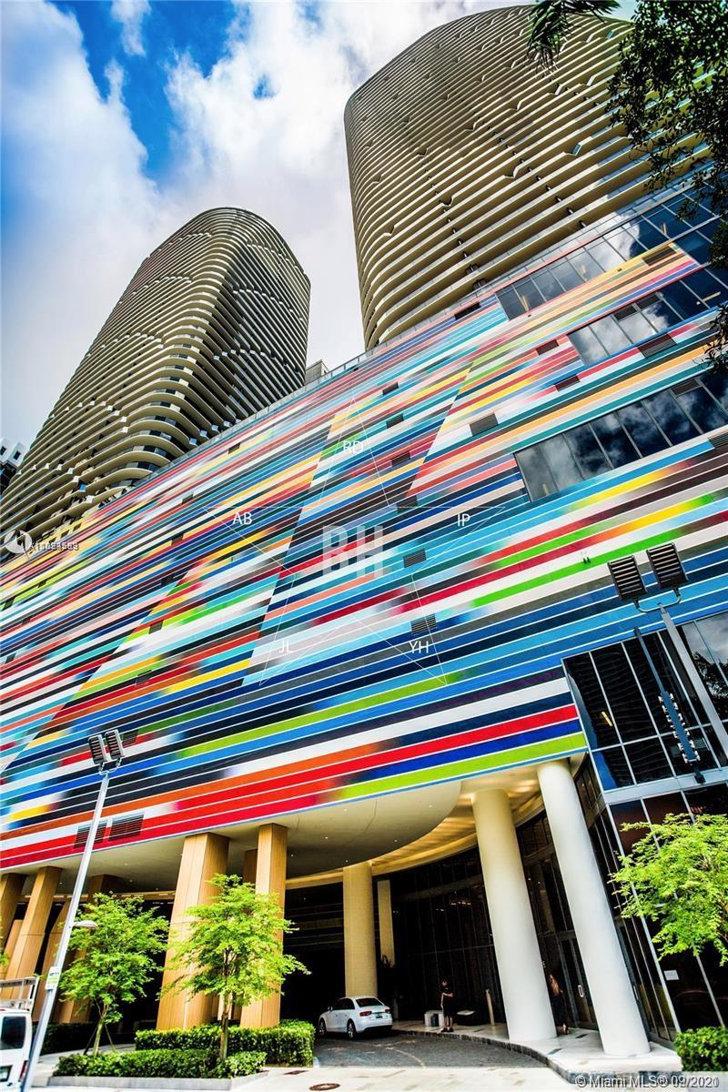 Brickell Heights West Tower #3501 - 55 SW 9th St #3501, Miami, FL 33130