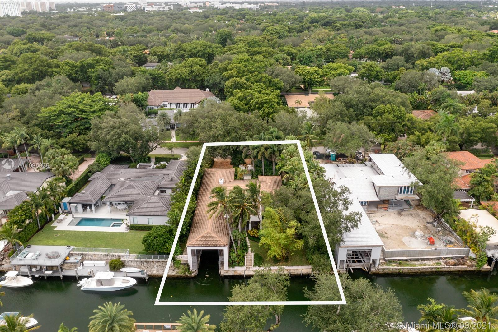 Single Family Home For Sale C GABLES RIVIERA SEC 12