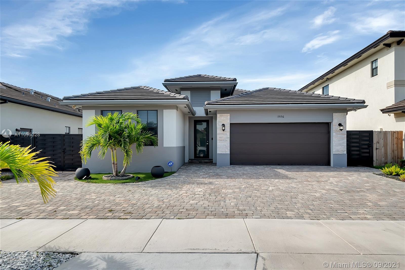 Silver Bluff - 15156 SW 28th St, Miami, FL 33185