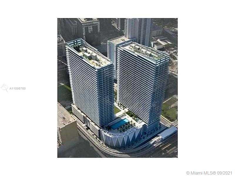 Axis on Brickell North Tower #3025-N - 1111 SW 1 AV #3025-N, Miami, FL 33130