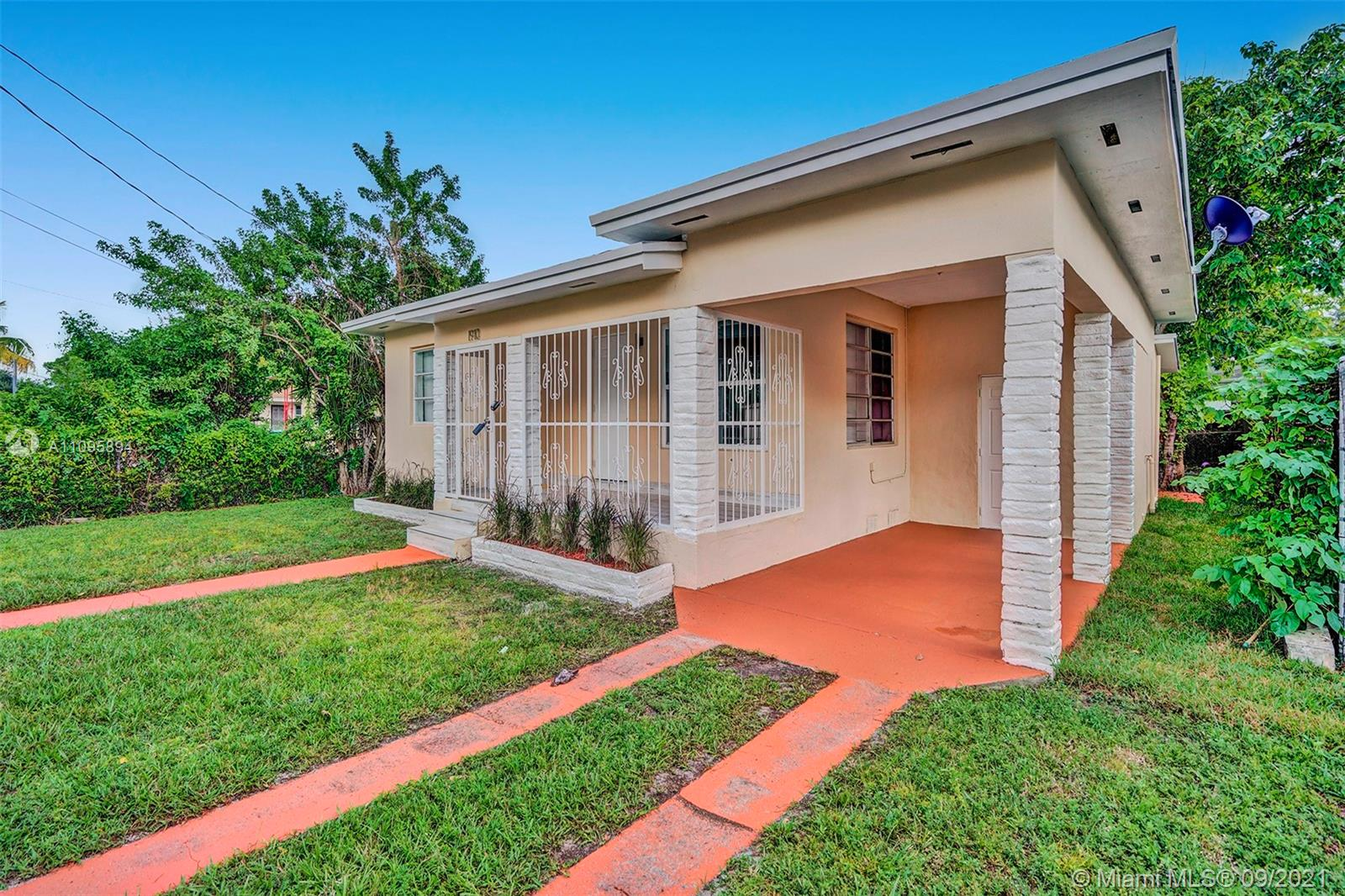 Single Family Home,For Sale,1910 NW 66th St, Miami, Florida 33147,Brickell,realty,broker,condos near me