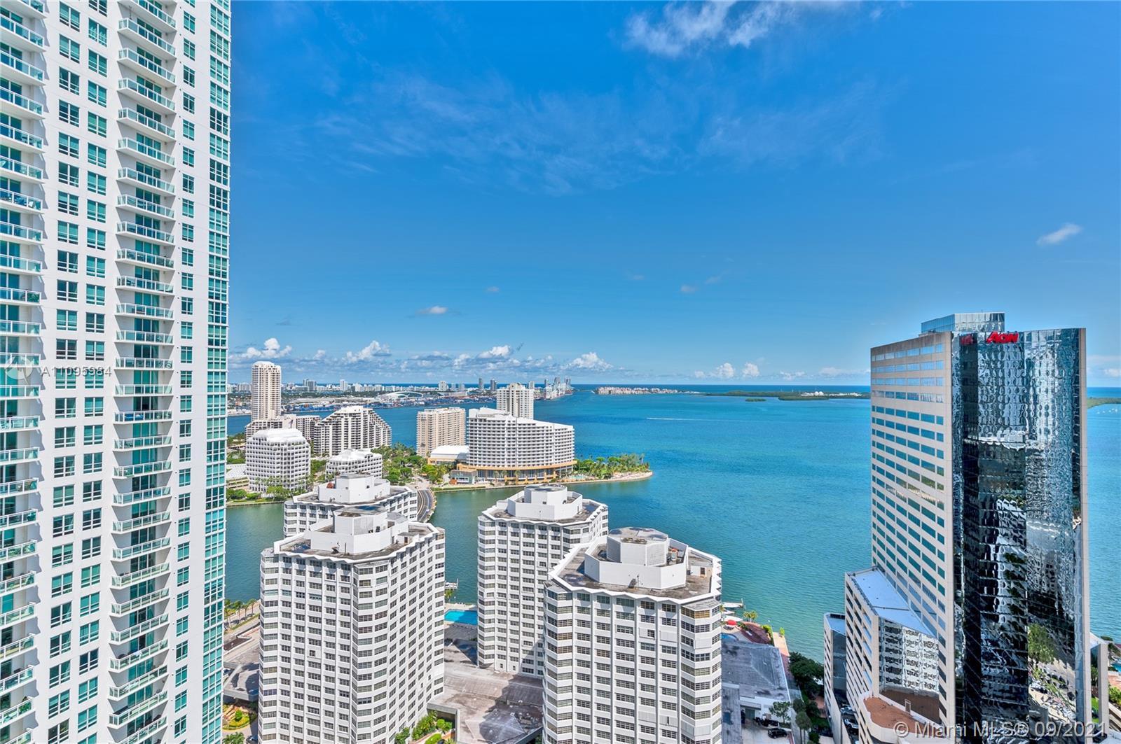 The Plaza on Brickell 2 #3308 - 951 Brickell Ave #3308, Miami, FL 33131
