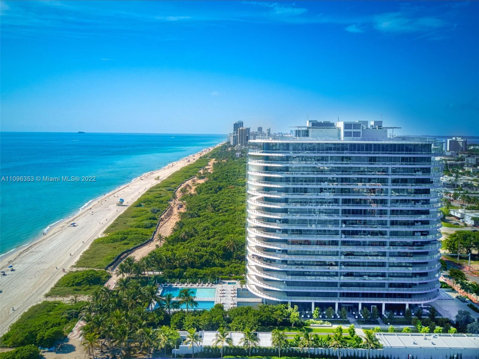 Eighty Seven Park #601 - 8701 Collins Ave #601, Miami Beach, FL 33154