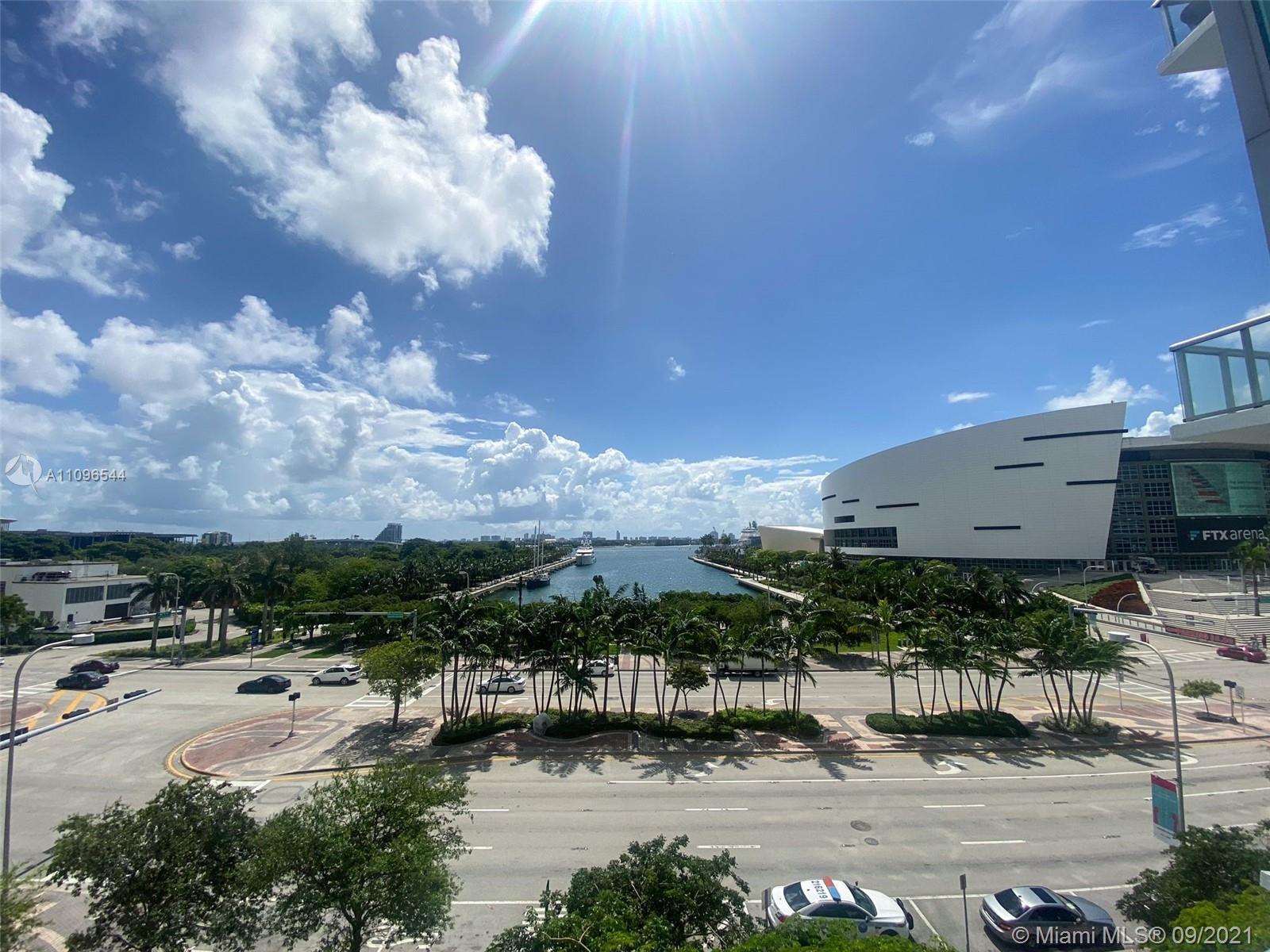 Marina Blue #409 - 888 Biscayne Blvd #409, Miami, FL 33132