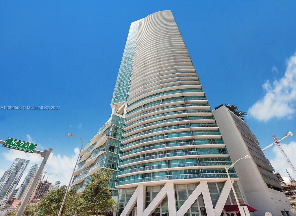 Marina Blue #5704 - 888 Biscayne Blvd #5704, Miami, FL 33132