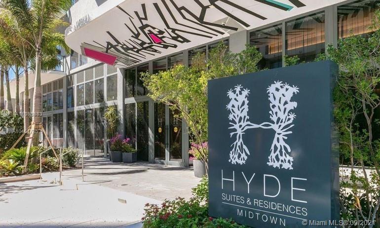 Hyde Midtown #2001 - 121 NE 34th St #2001, Miami, FL 33137