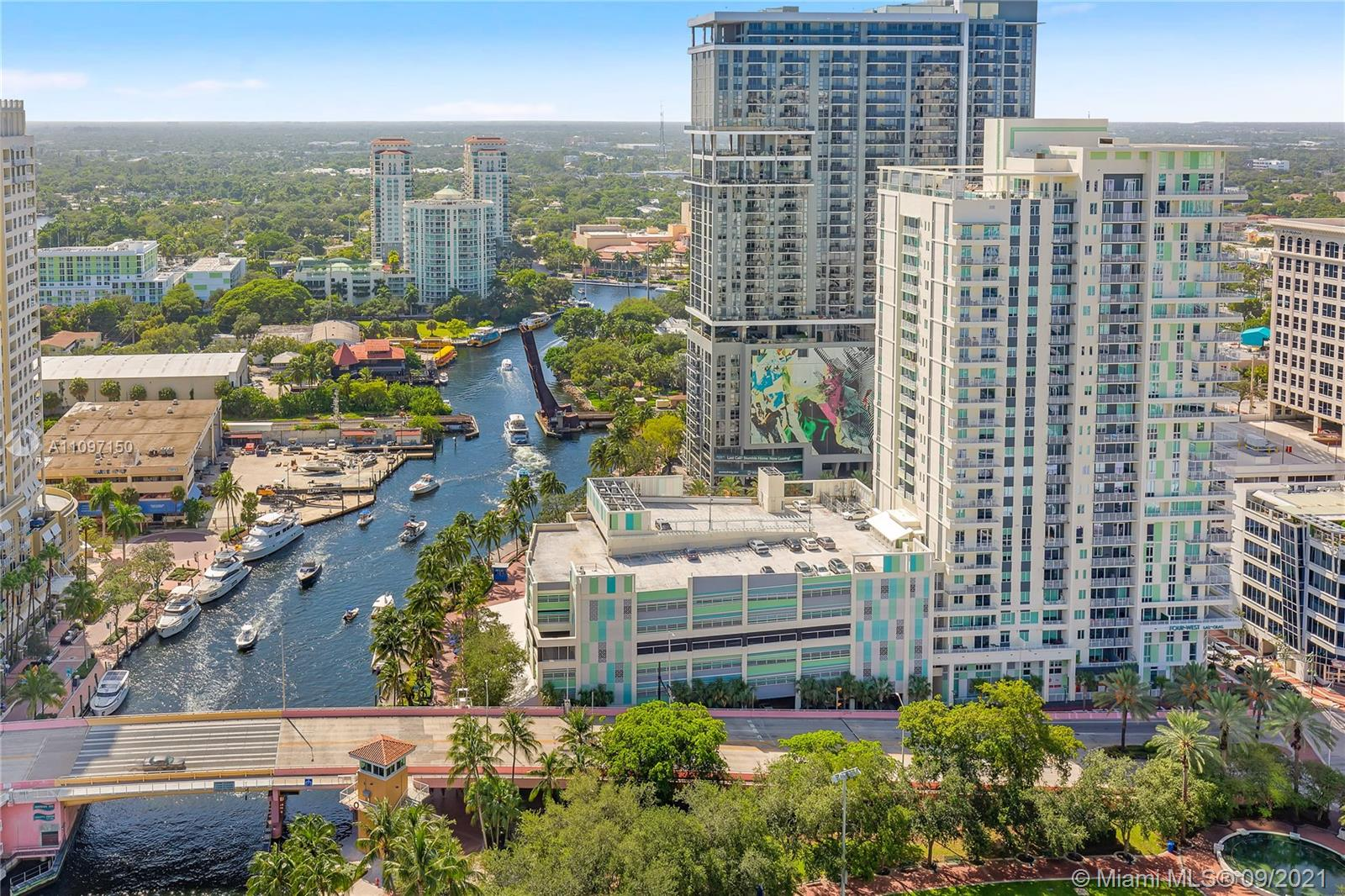 Las Olas River House #3006 - 333 Las Olas Way #3006, Fort Lauderdale, FL 33301
