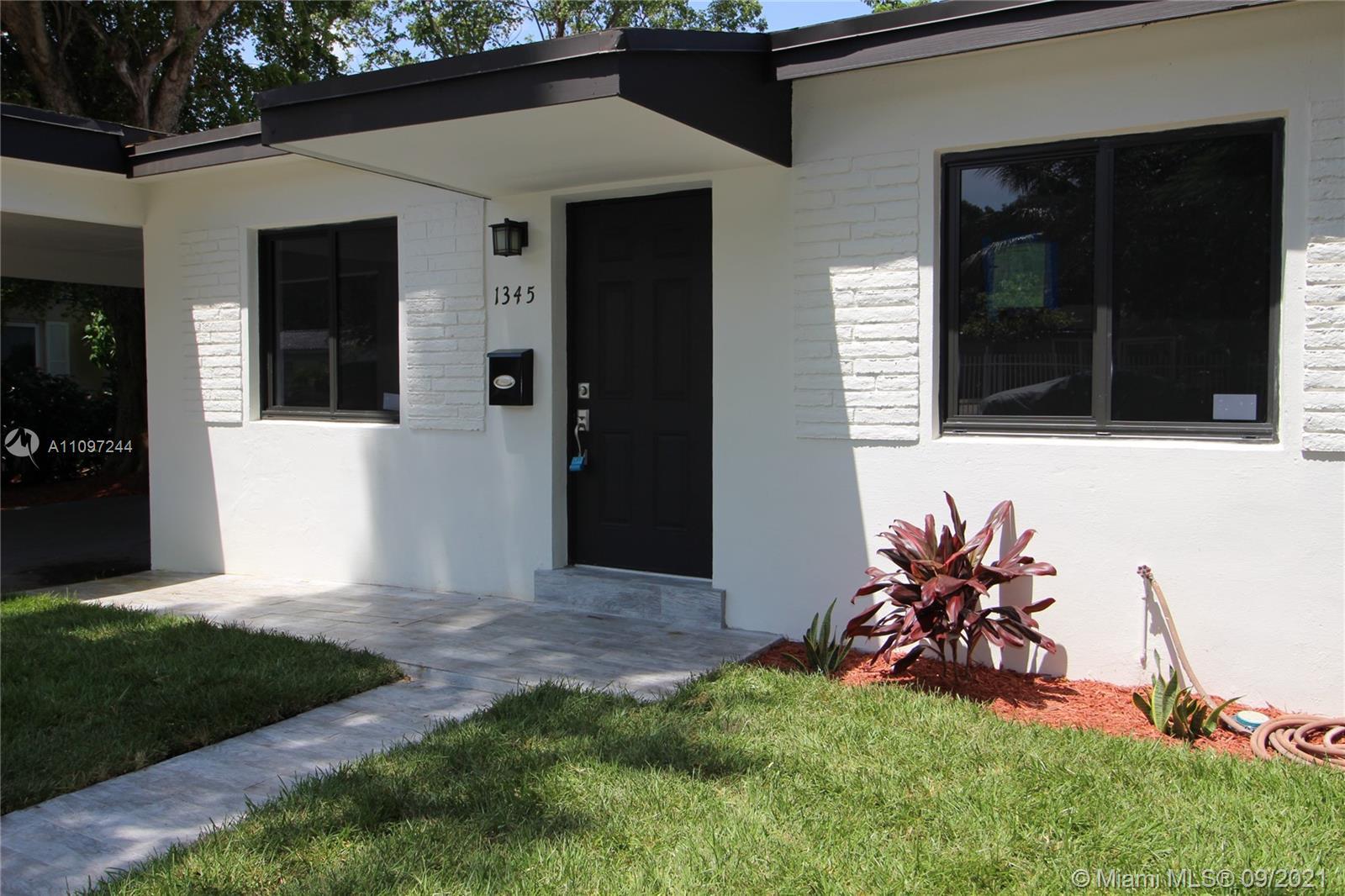 Single Family Home,For Sale,1345 NE 140th St, North Miami, Florida 33161,Brickell,realty,broker,condos near me