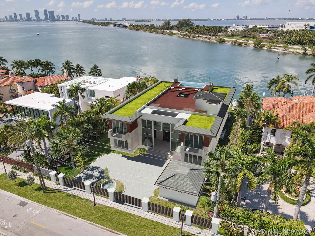 Sunset Lake - 3100 N Bay Rd, Miami Beach, FL 33140