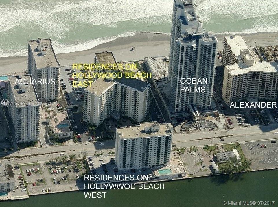 Residences on Hollywood East Tower #339 - 3001 S OCEAN DR. #339, Hollywood, FL 33019