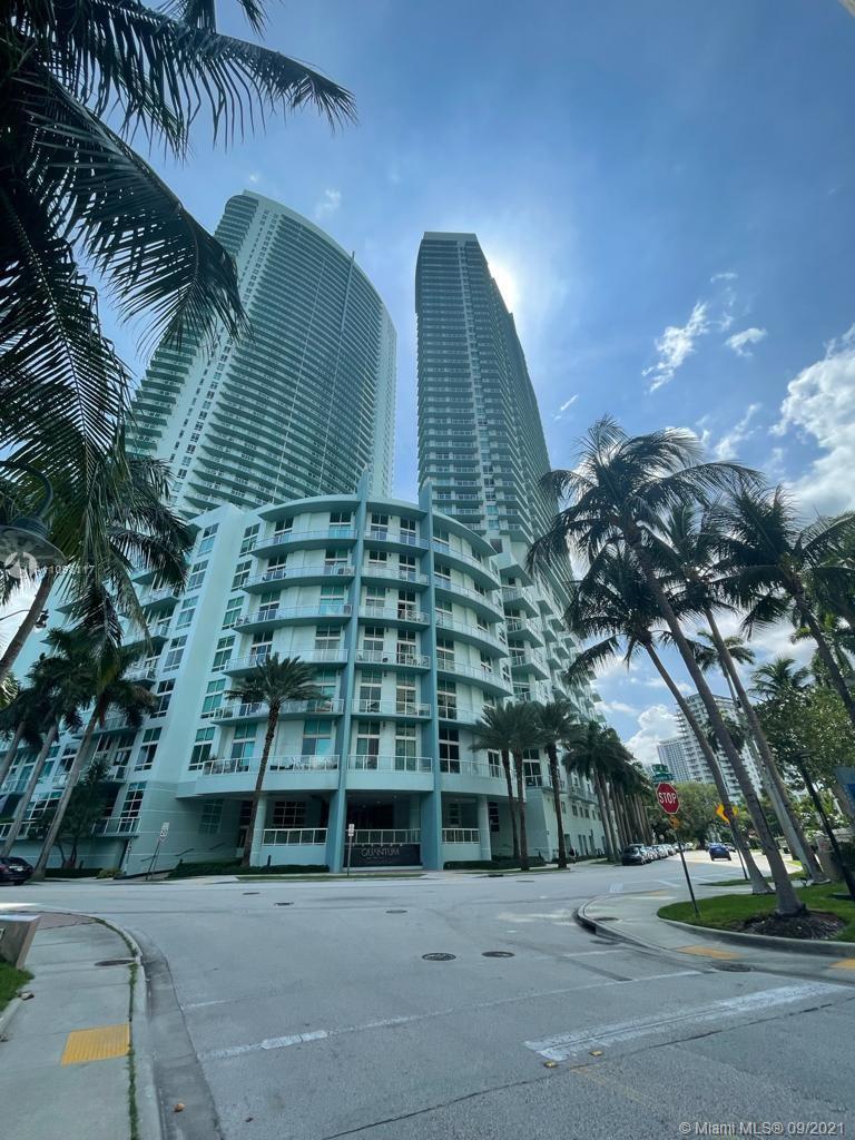 Quantum on the Bay #3507 - 1900 N Bayshore Dr #3507, Miami, FL 33132