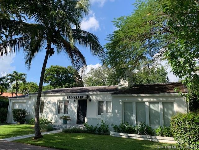 Single Family Home For Rent CORAL GABLES GRANADA SEC1,300 Sqft