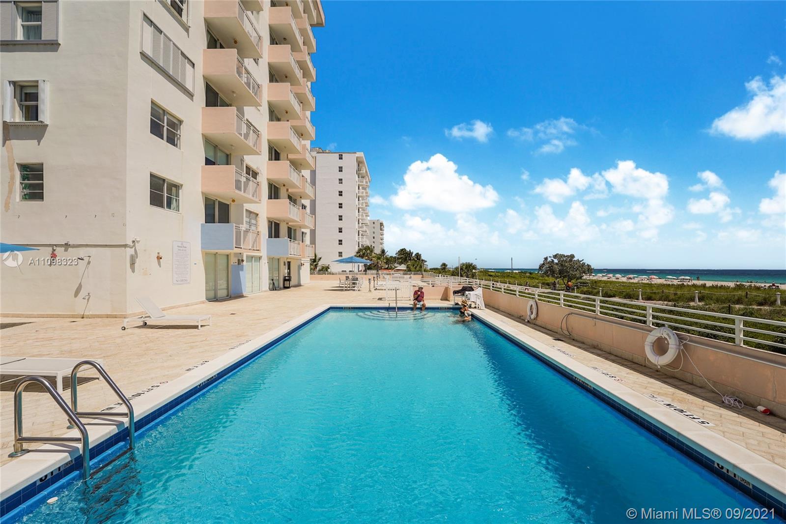 Ocean Point #612 - 345 Ocean Dr #612, Miami Beach, FL 33139