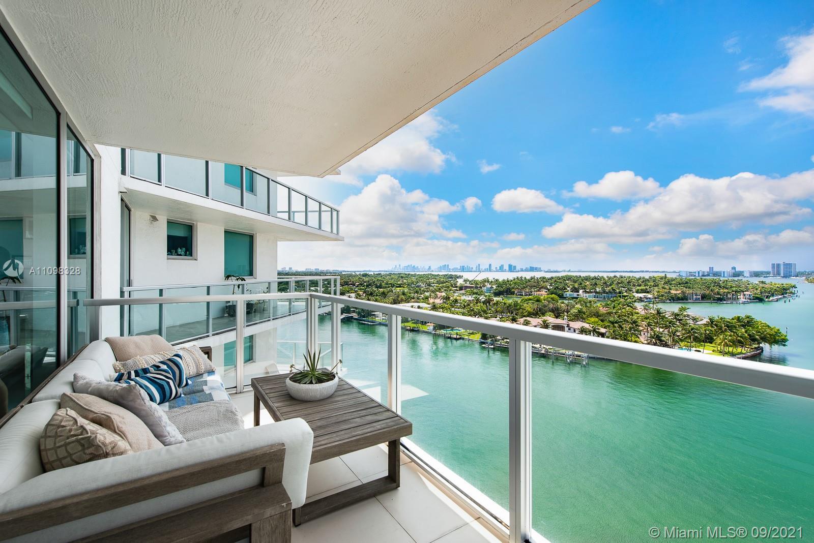 Eden House #1408 - 6700 Indian Creek Dr #1408, Miami Beach, FL 33141