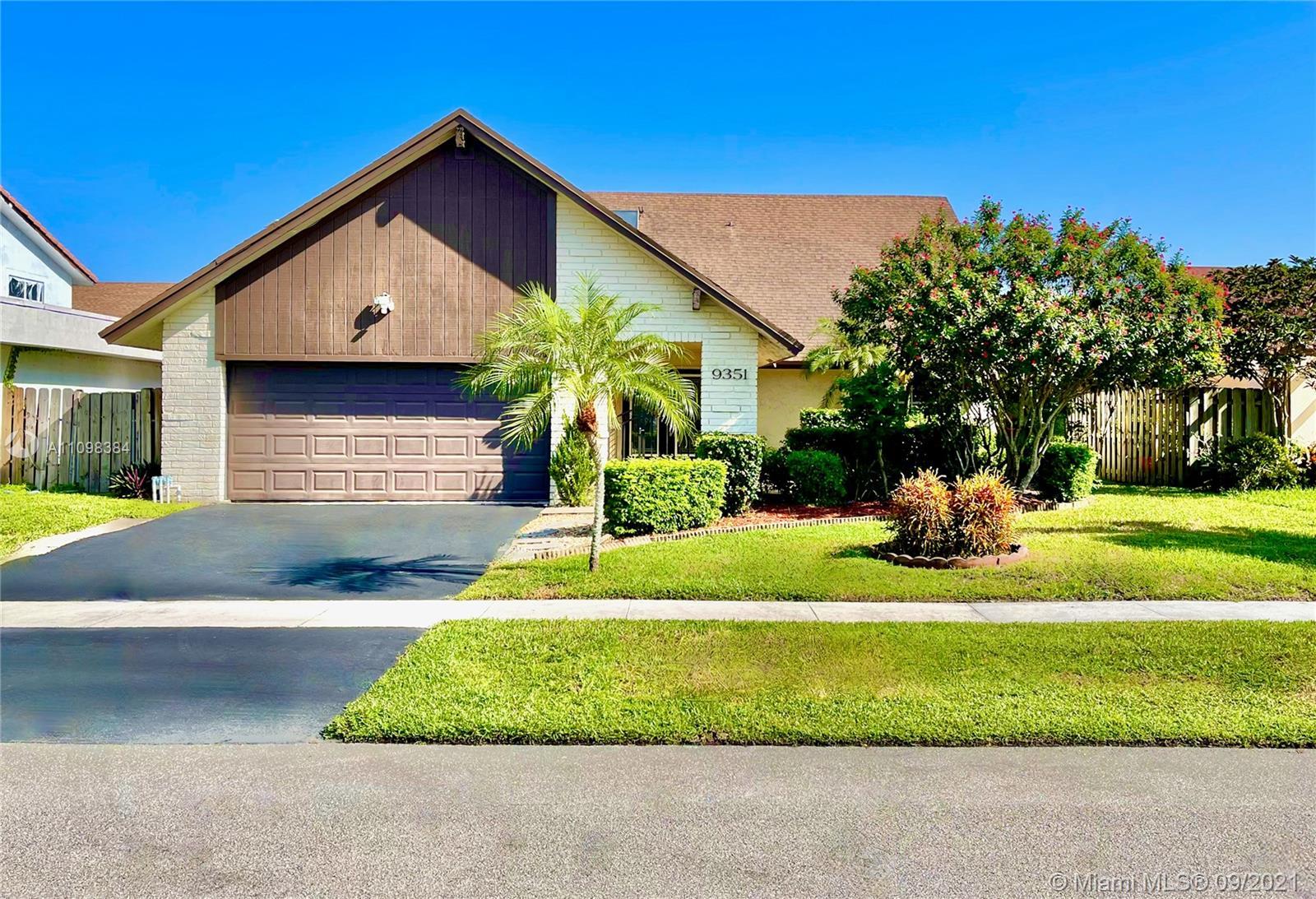 Welleby - 9351 NW 37th Mnr, Sunrise, FL 33351