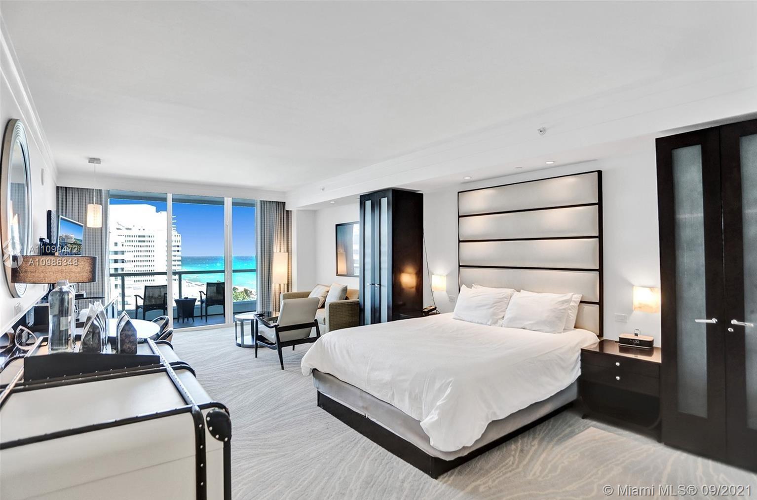 Fontainebleau Sorrento #1403 - 4391 Collins Ave #1403, Miami Beach, FL 33140