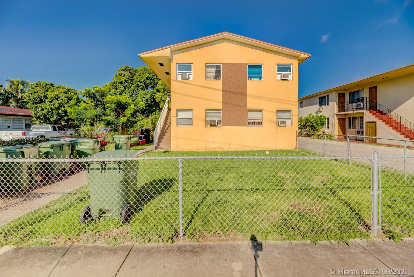 1222 NE Krome Ter, Homestead, Florida 33030, ,Residential Income,For Sale,Krome Ter,A11098715