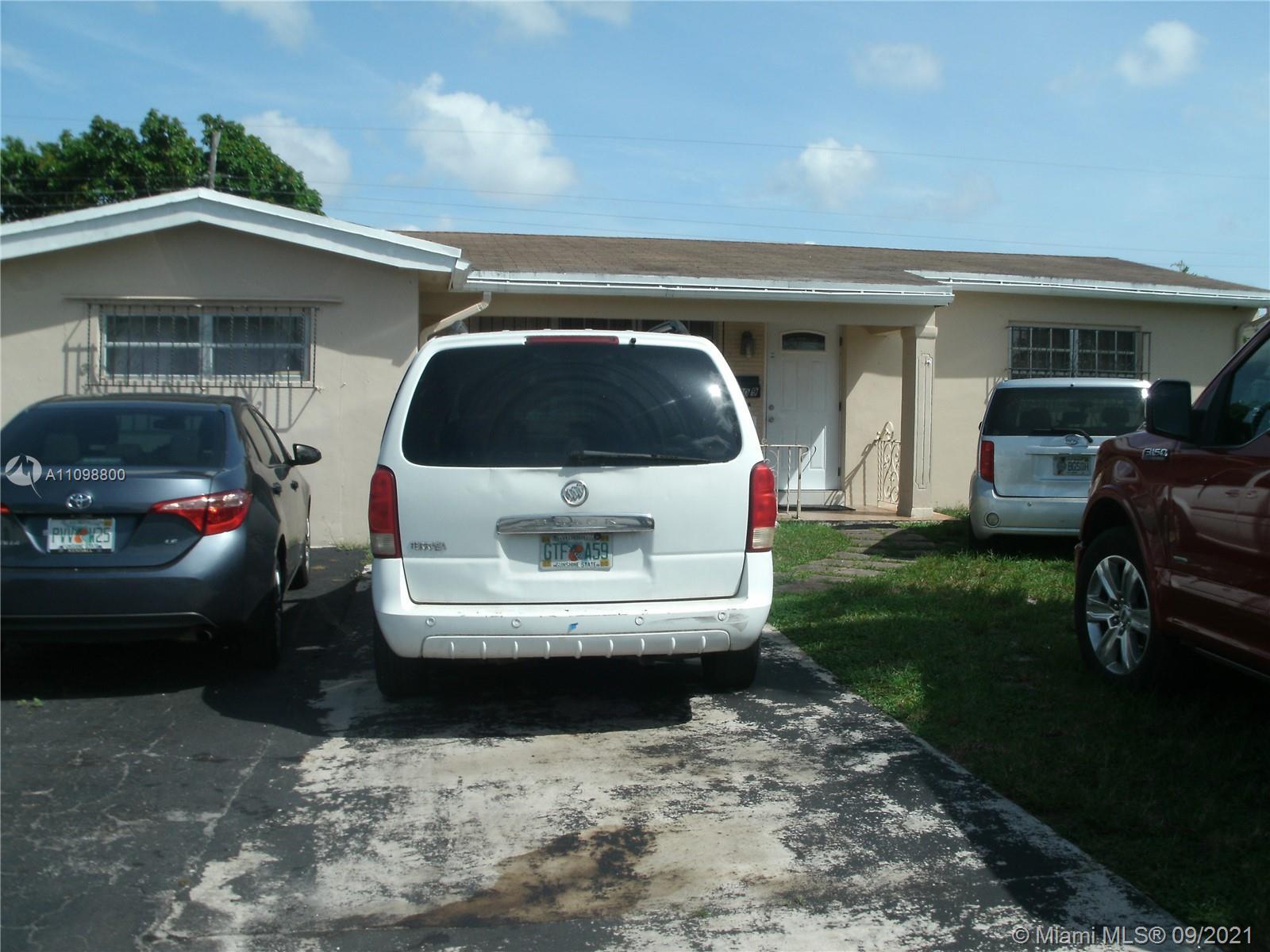 Miramar Sec - 7909 Juniper St, Miramar, FL 33023