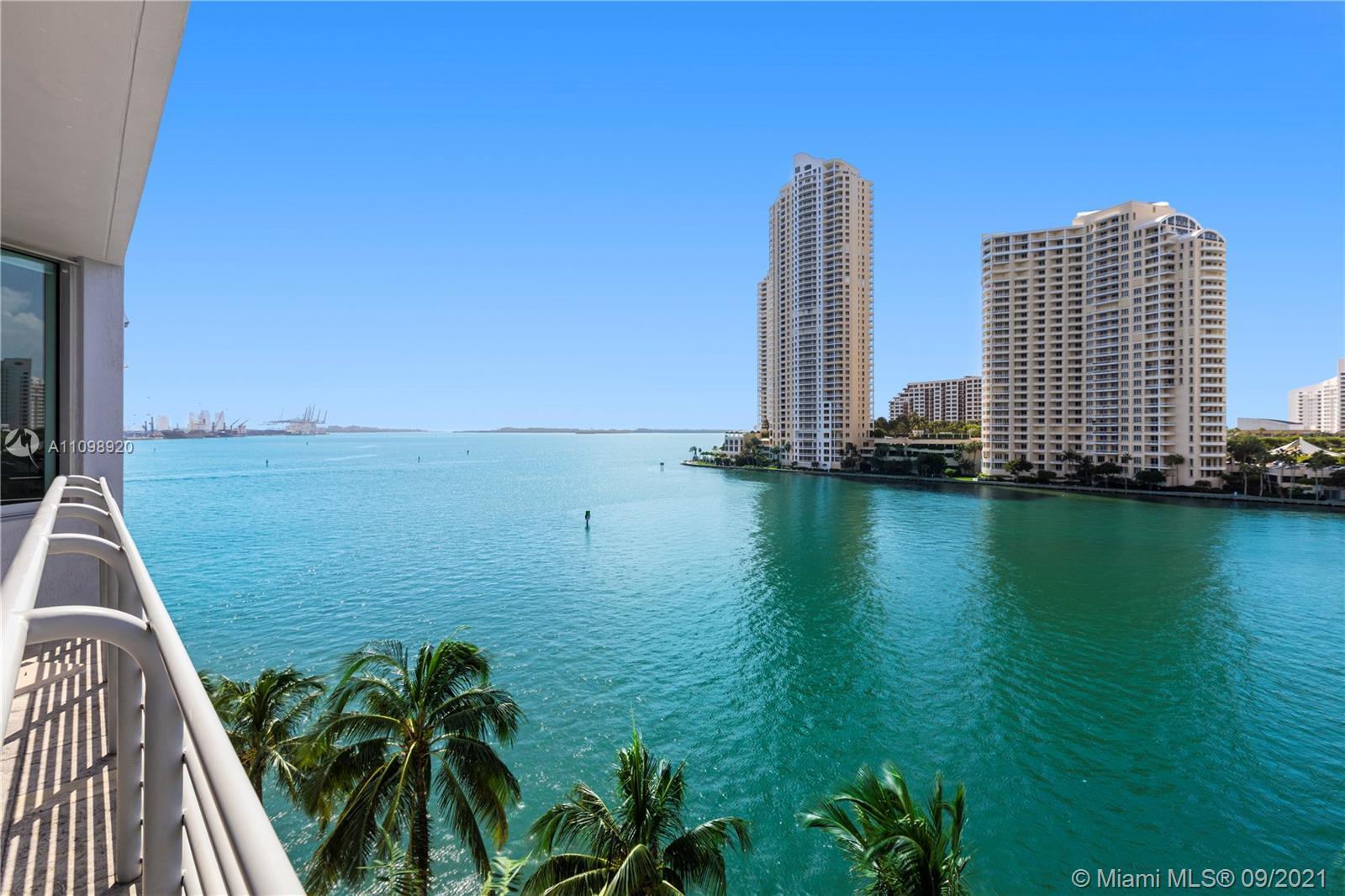 One Miami East #607 - 335 S Biscayne Blvd #607, Miami, FL 33131