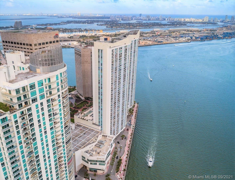 Met 1 #L-632 - 300 S Biscayne Blvd #L-632, Miami, FL 33131