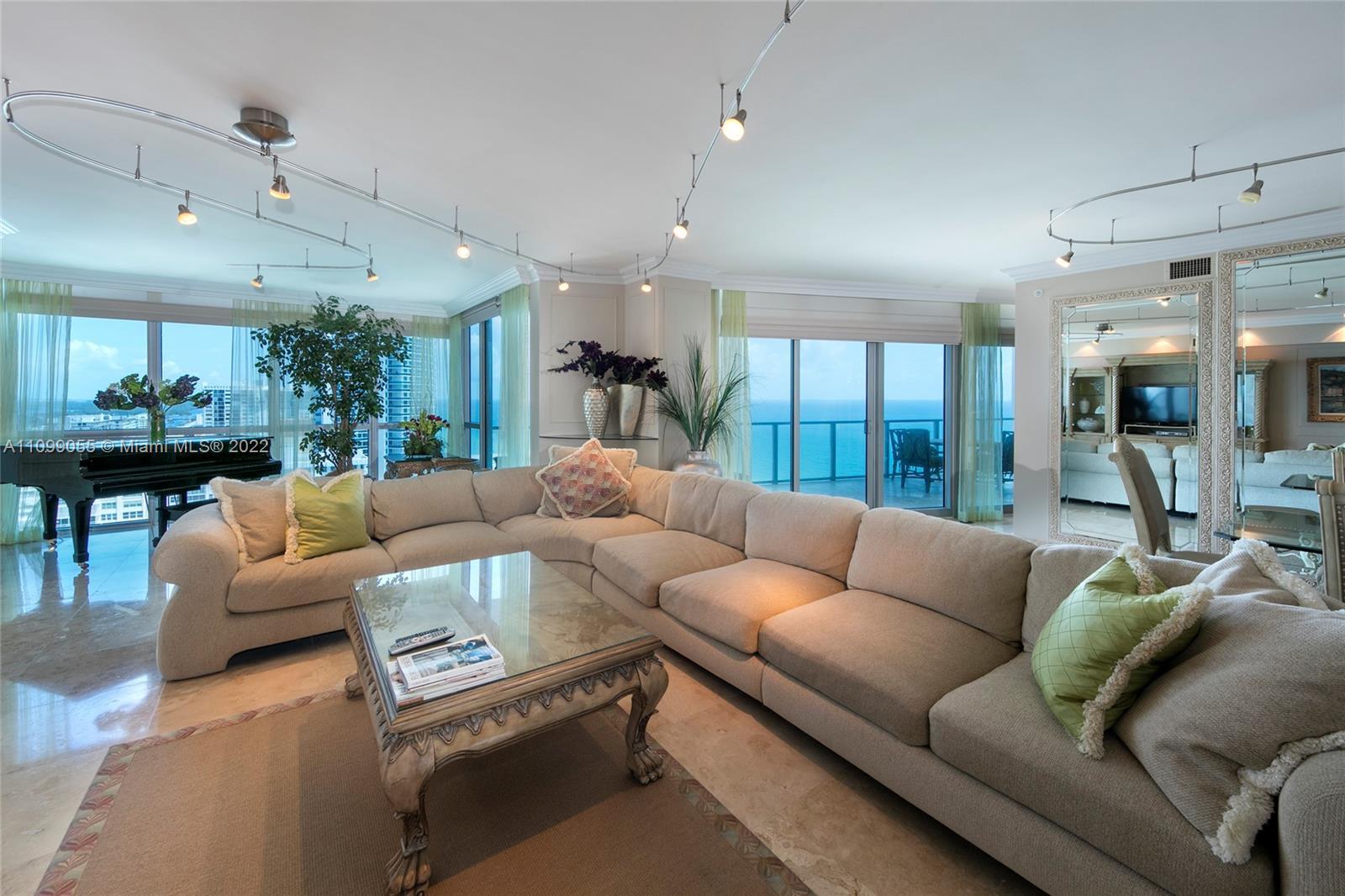 Ocean Palms #2403 - 3101 S Ocean Dr #2403, Hollywood, FL 33019
