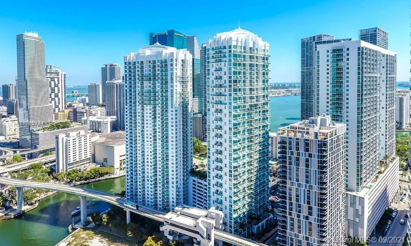 Brickell on the River North Tower #3621 - 31 SE 5th St #3621, Miami, FL 33131