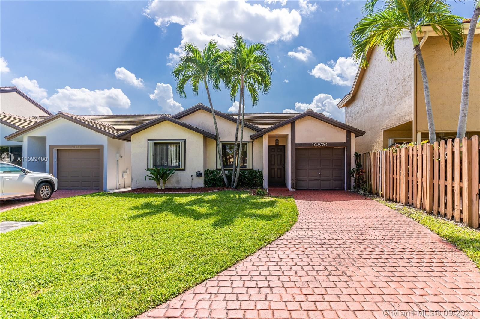 Hammocks - 14876 SW 96th Ter, Miami, FL 33196