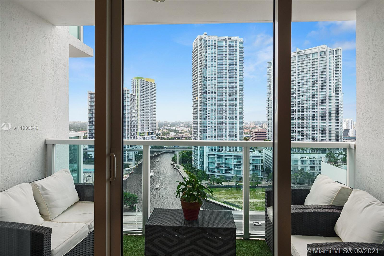 Brickell on the River North Tower #2309 - 31 SE 5th St #2309, Miami, FL 33131