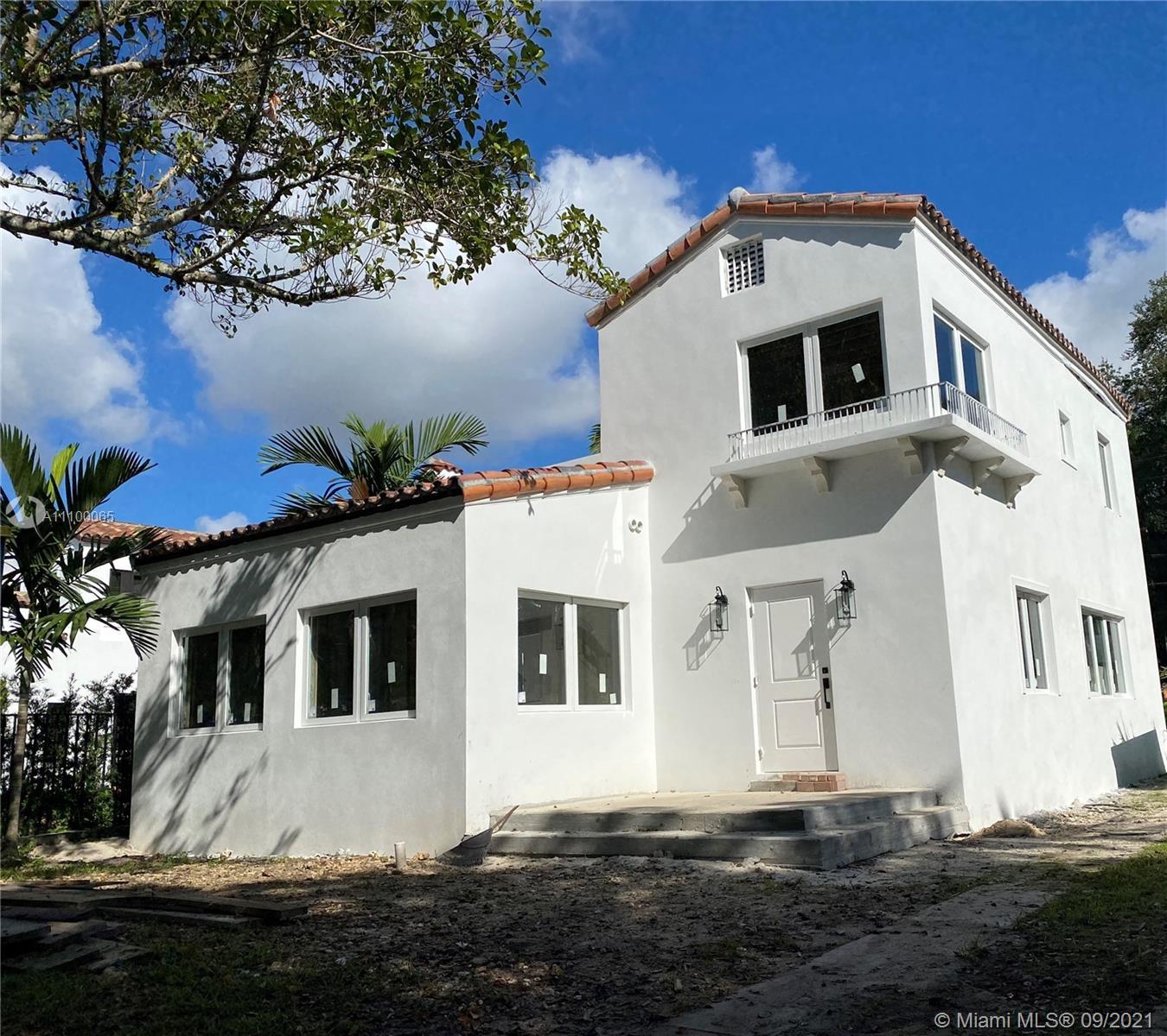 Single Family Home For Sale CORAL GABLES SEC C2,217 Sqft