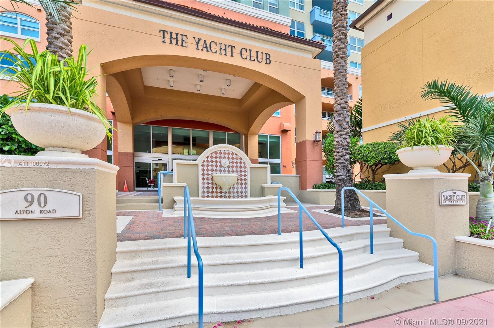 Yacht Club #809 - 90 Alton Rd #809, Miami Beach, FL 33139