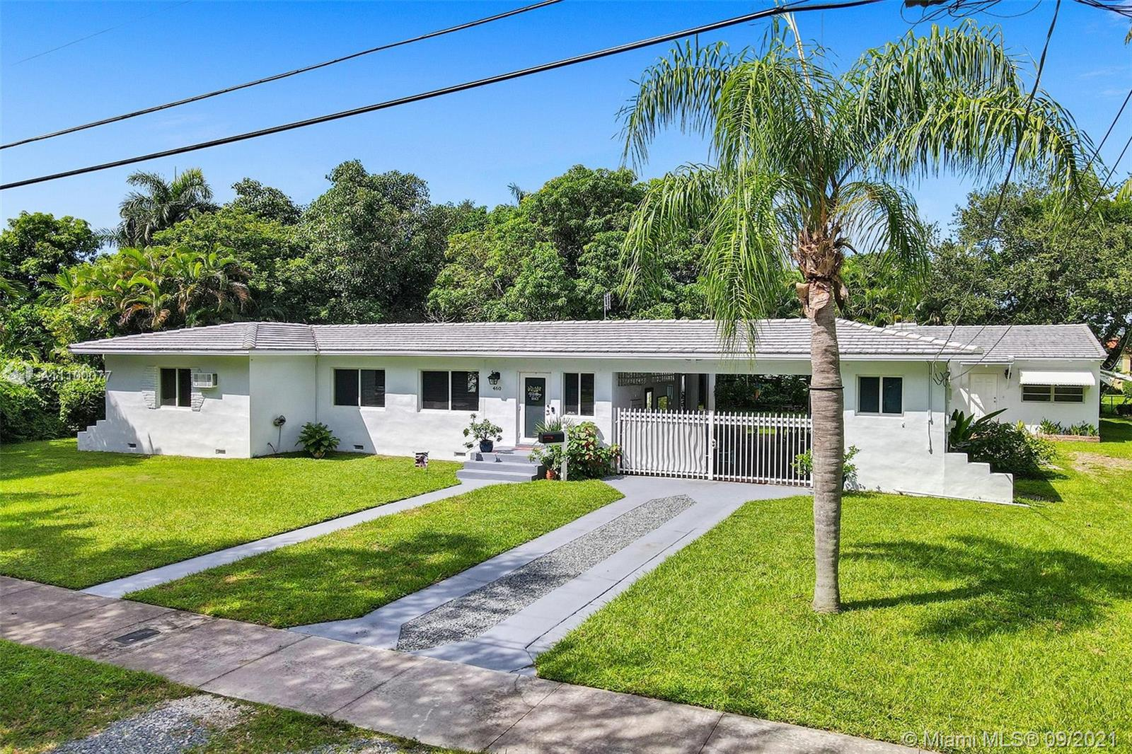 Single Family Home,For Sale,460 Lee Dr, Miami Springs, Florida 33166,Brickell,realty,broker,condos near me