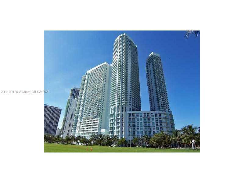 Quantum on the Bay #1014 - 1900 N BAYSHORE DR #1014, Miami, FL 33132