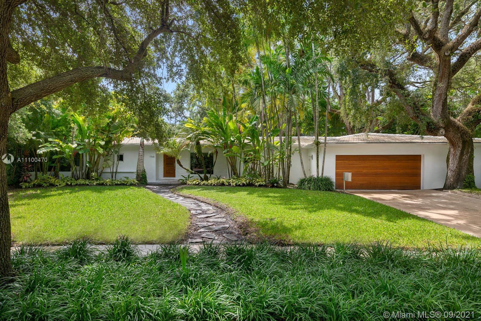 Single Family Home,For Rent,1768 Opechee Dr, Miami, Florida 33133,Brickell,realty,broker,condos near me