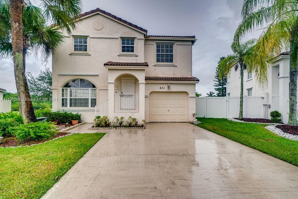 Towngate - 651 NW 151st, Pembroke Pines, FL 33028