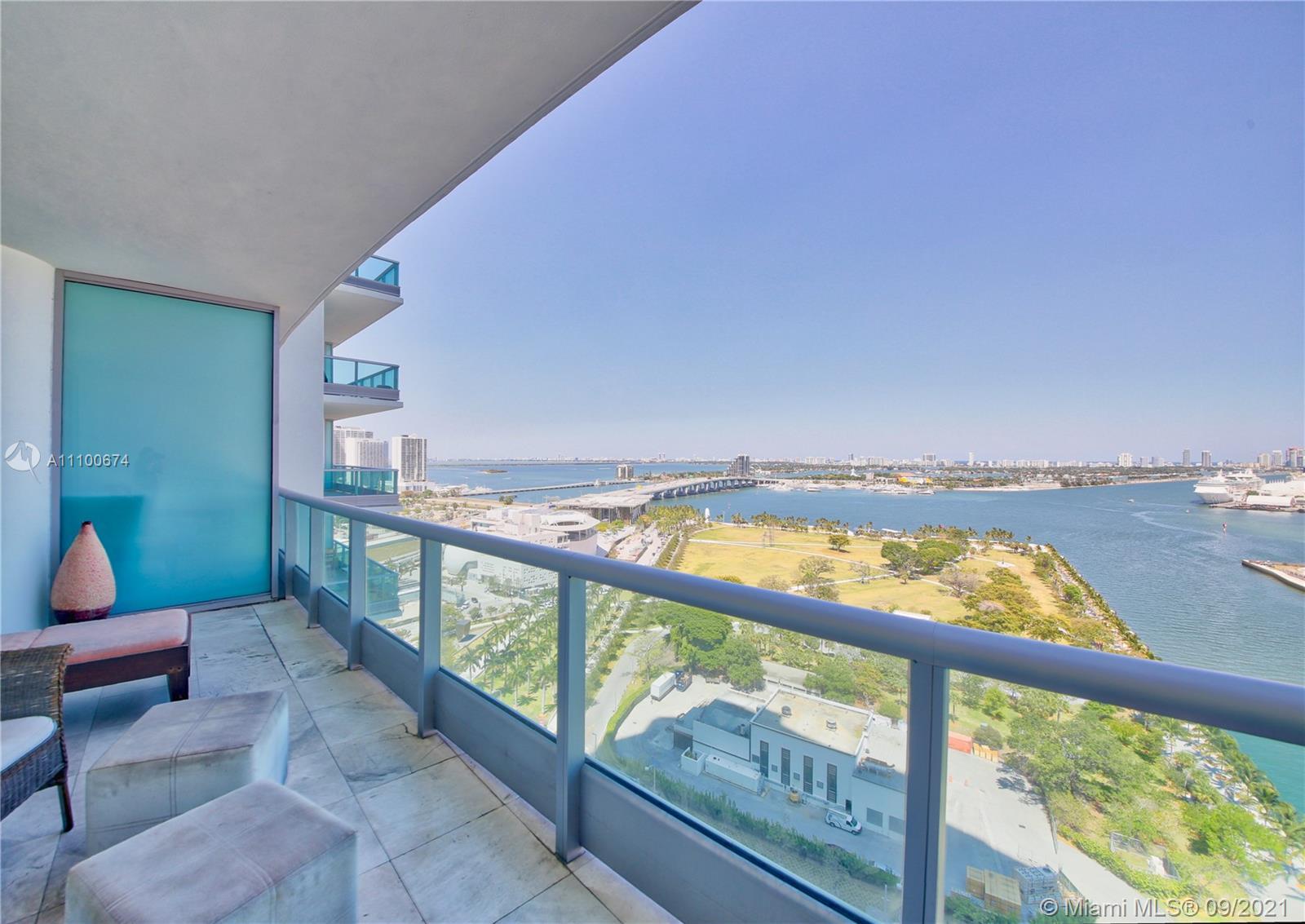 900 Biscayne Bay #2309 - 900 BISCAYNE BL #2309, Miami, FL 33132
