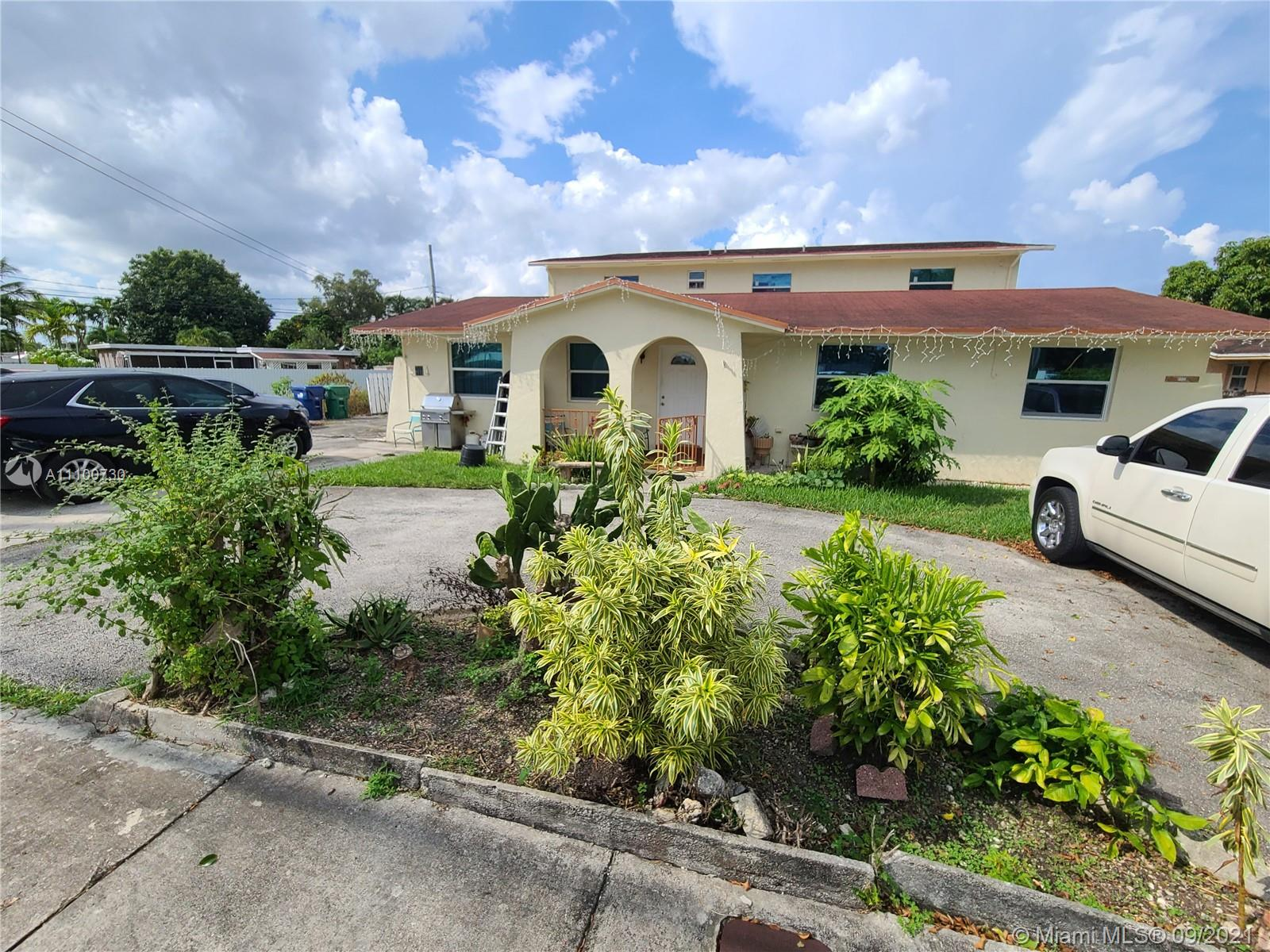7111 SW 16th St, Miami, Florida 33155, ,Residential Income,For Sale,16th St,A11100730