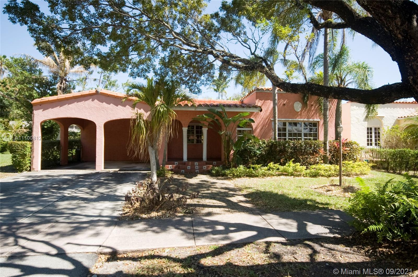 Single Family Home,For Sale,831 Pizarro St, Coral Gables, Florida 33134,Brickell,realty,broker,condos near me