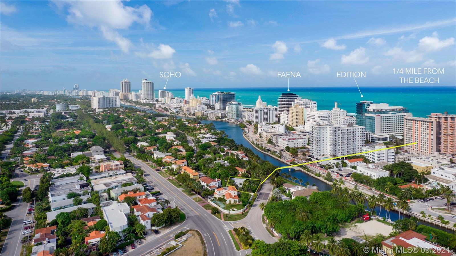 Single Family Home,For Rent,2840 Flamingo Dr, Miami Beach, Florida 33140,Brickell,realty,broker,condos near me