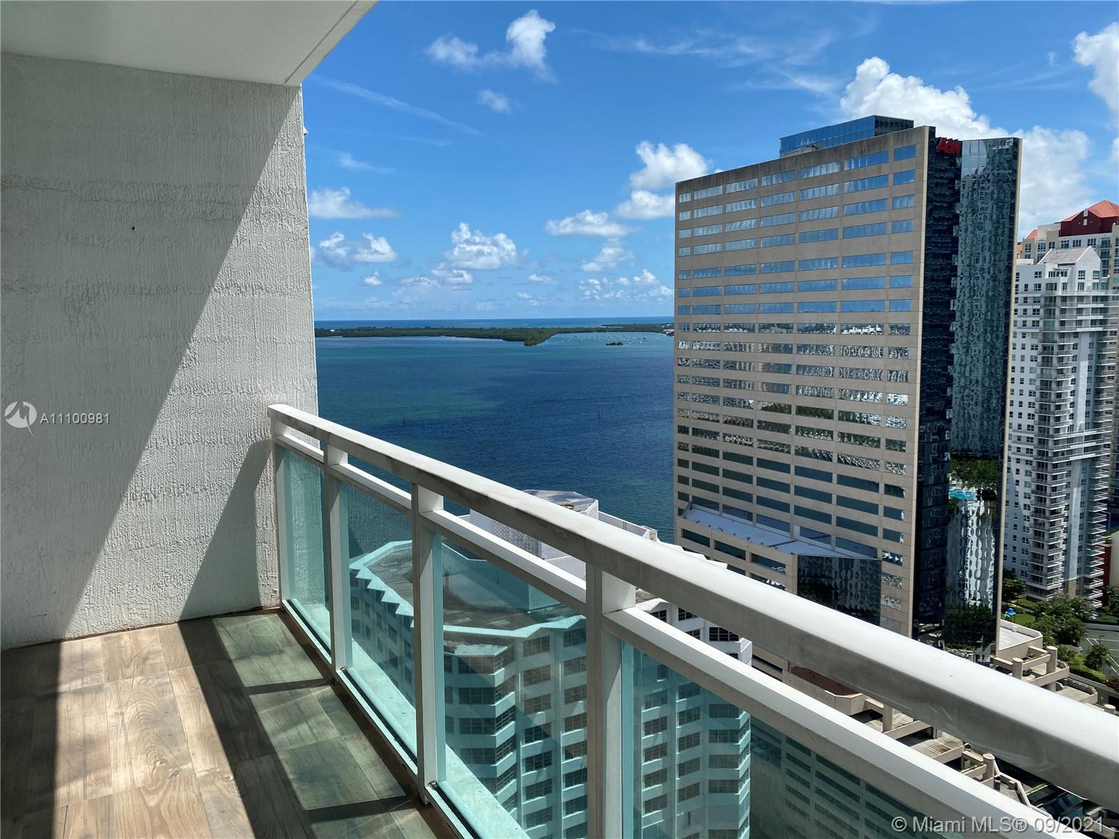 Condo For Rent at THE PLAZA 851 BRICKELL CO