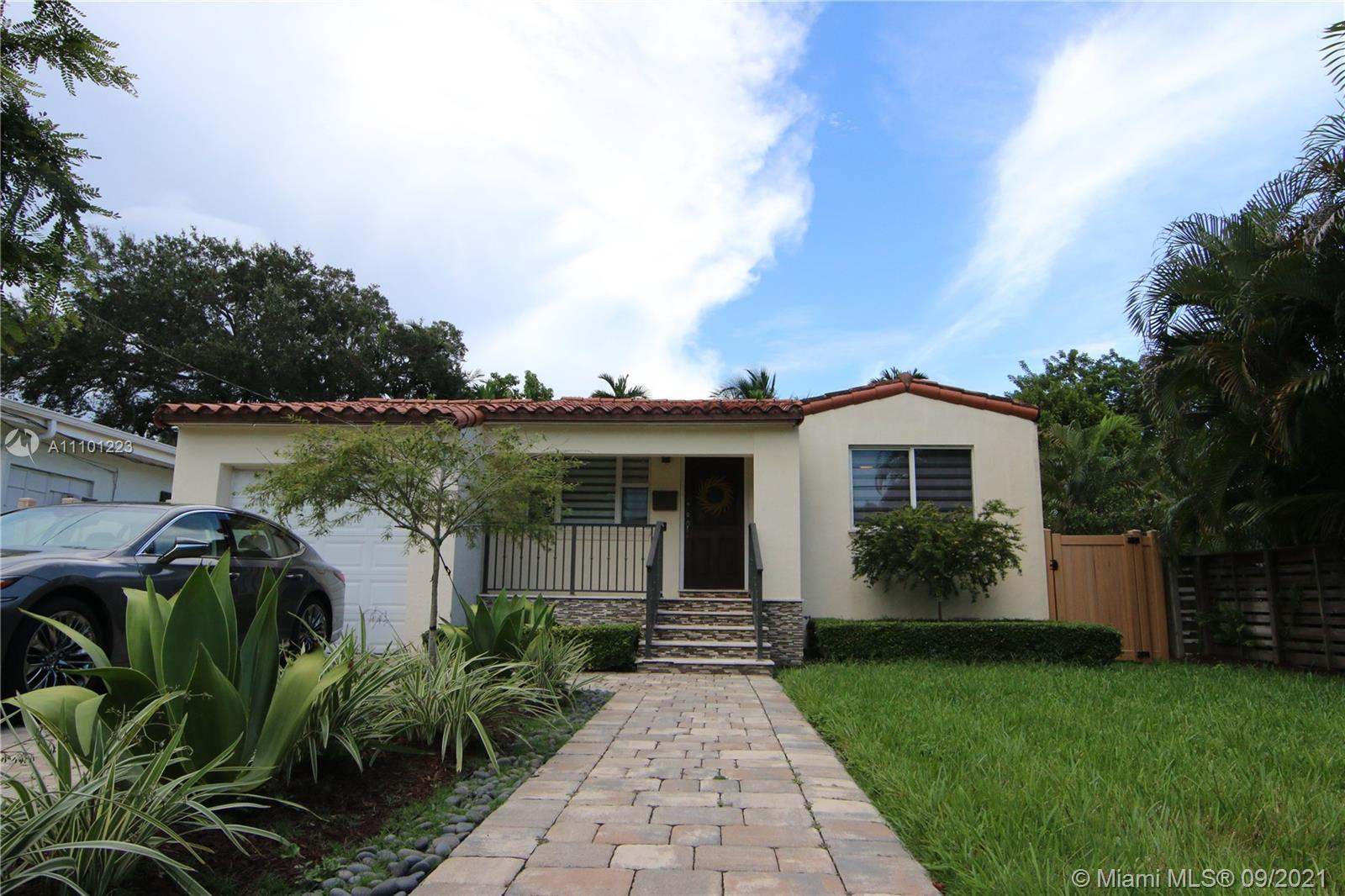 Single Family Home For Sale CORAL WAY HEIGHTS1,090 Sqft