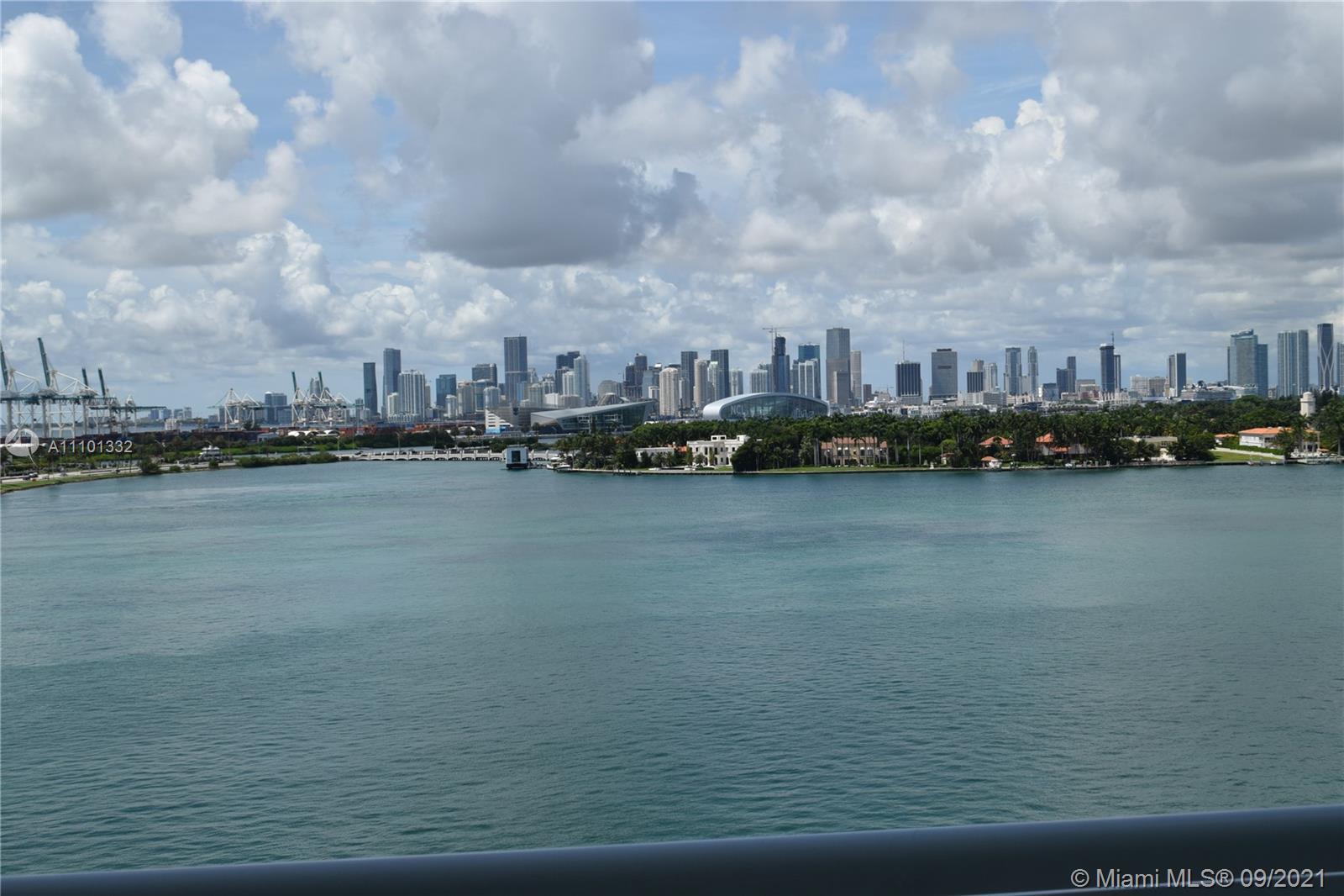 Bentley Bay North Tower #913 - 540 West Ave #913, Miami Beach, FL 33139