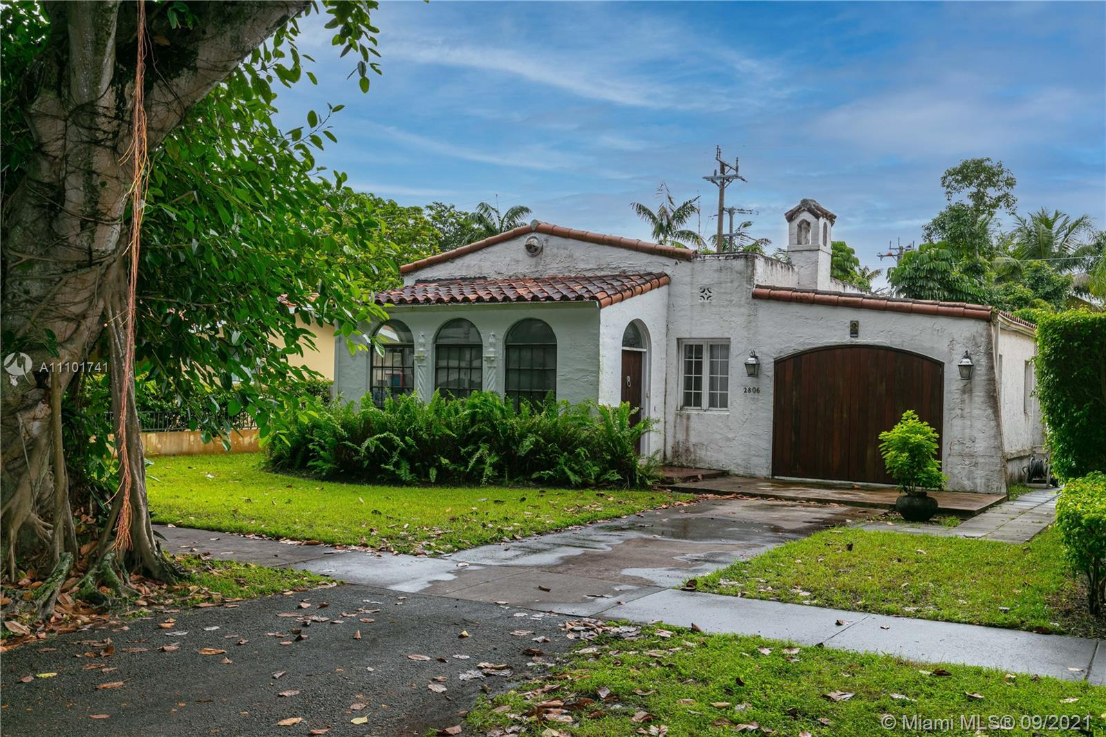 Single Family Home For Sale CORAL GABLE COUNTRY CLUB1,677 Sqft
