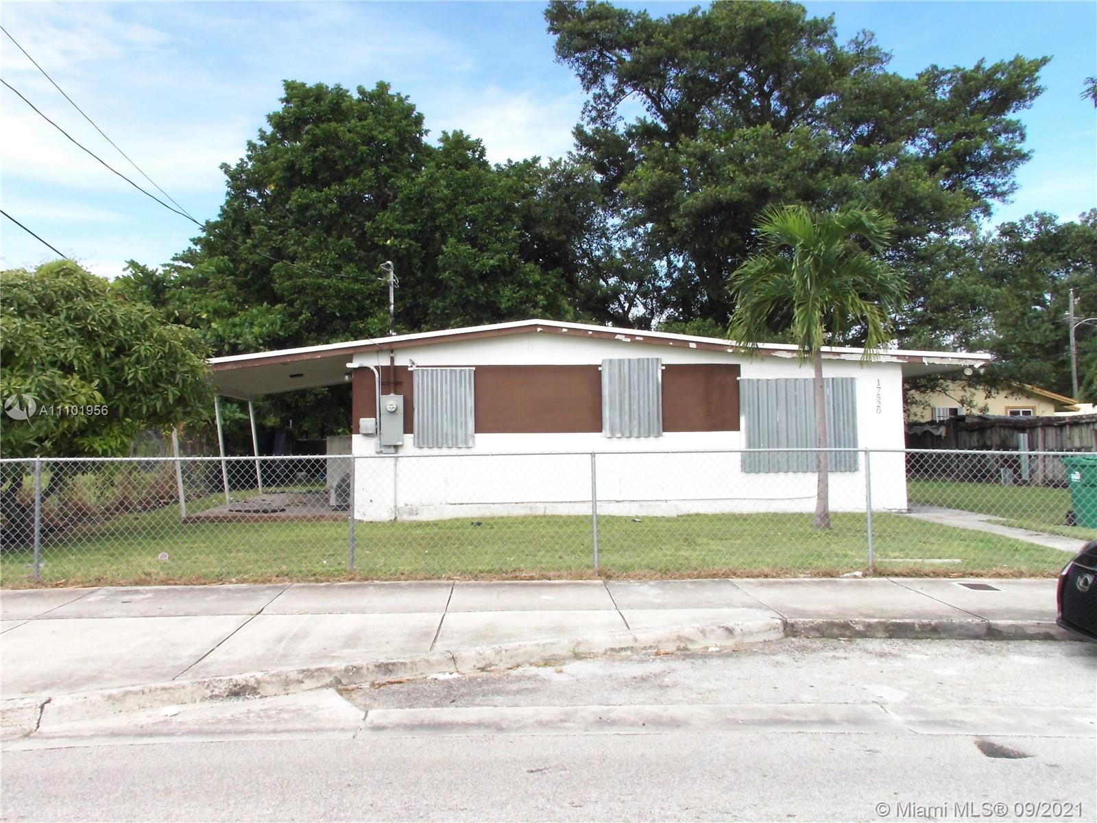 Single Family Home,For Sale,17520 Homestead Ave, Miami, Florida 33157,Brickell,realty,broker,condos near me