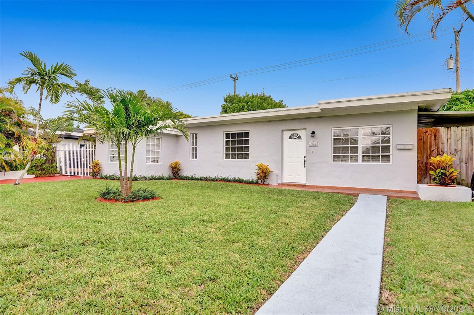Single Family Home,For Sale,6341 SW 17th St, West Miami, Florida 33155,Brickell,realty,broker,condos near me