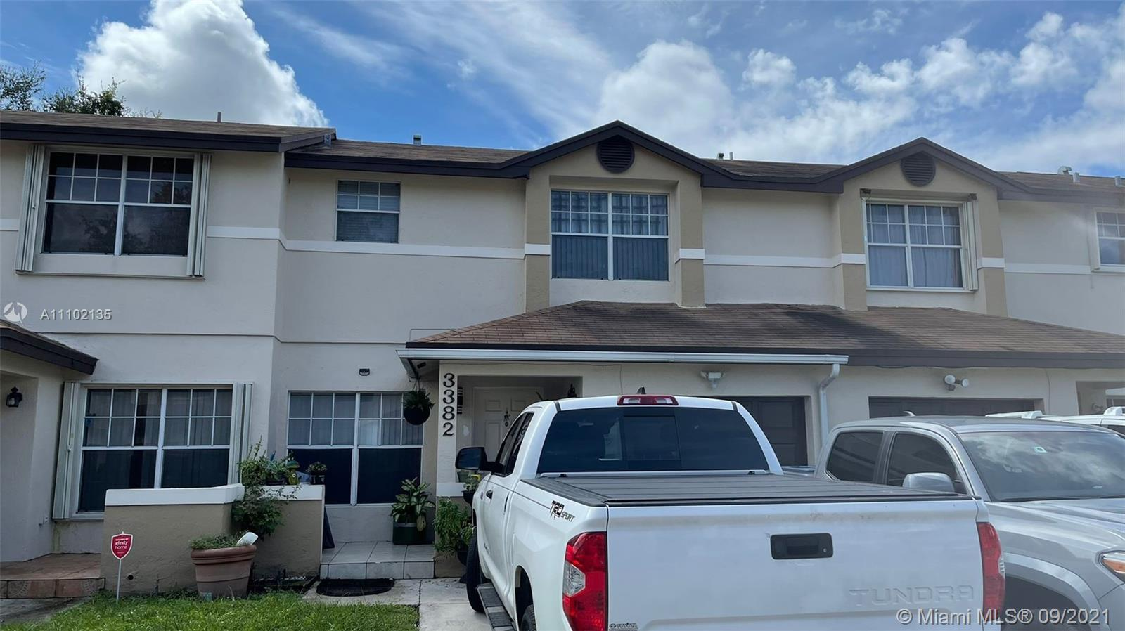 Main property image for  3382 NW 197th Ter #3382