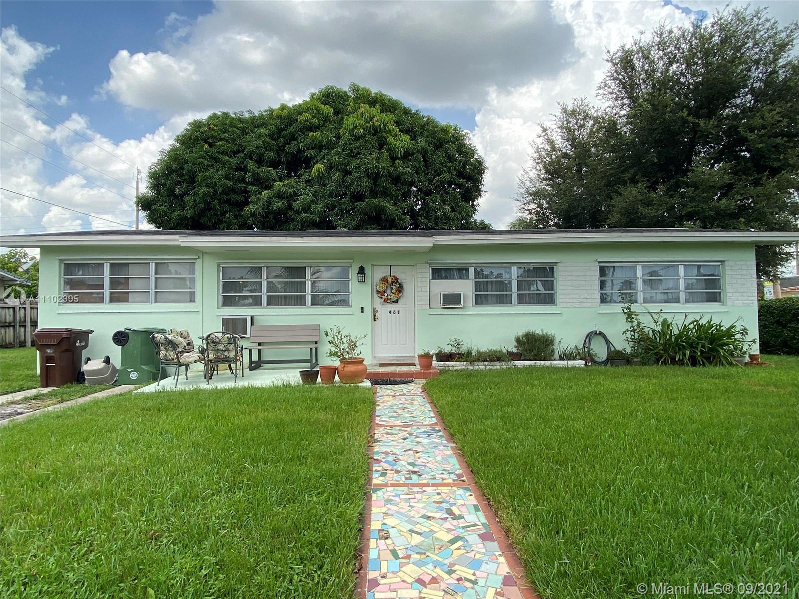 Palm Spring - 481 W 65th Ter, Hialeah, FL 33012